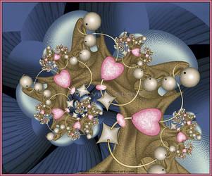The Magic Bead Tree by Velvet--Glove