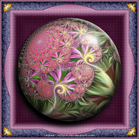 Gift Box Marble-Blooming by Velvet--Glove