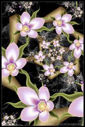 Night Flowering by Velvet--Glove