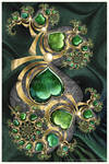 Empress Jewel by Velvet--Glove