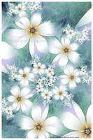 January Flowers by Velvet--Glove
