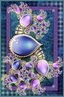 Serpentine Jewel by Velvet--Glove