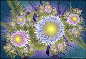 Bumbleflower by Velvet--Glove