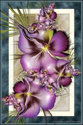 Mrs Granville's Bouquet by Velvet--Glove