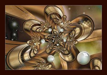 Loops of Gold by Velvet--Glove