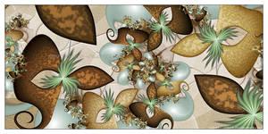 Strange Ecosystem by Velvet--Glove