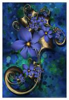 Blue Velvet by Velvet--Glove
