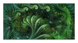 World of Seaweed by Velvet--Glove