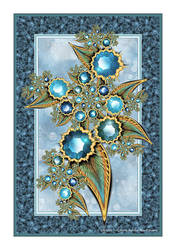 Kingfisher Jewel by Velvet--Glove