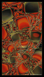 Smashed Screen by Velvet--Glove