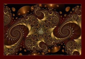 Bohemian Treasure by Velvet--Glove