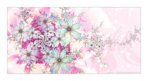 Flower Chain to Infinity by Velvet--Glove