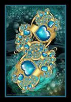 Ocean Treasure by Velvet--Glove