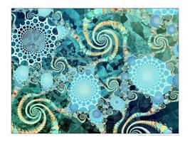 Beneath the Waves by Velvet--Glove