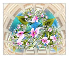 Botanical Holosuite Program by Velvet--Glove