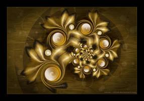 Gold Rush by Velvet--Glove