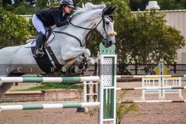 Tucson Show Jumping 13 by Bhealltainn
