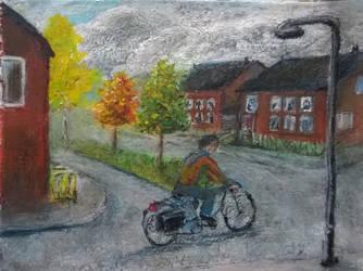 Netherlands custom view 001 - sold by Grzegorz-Kawka