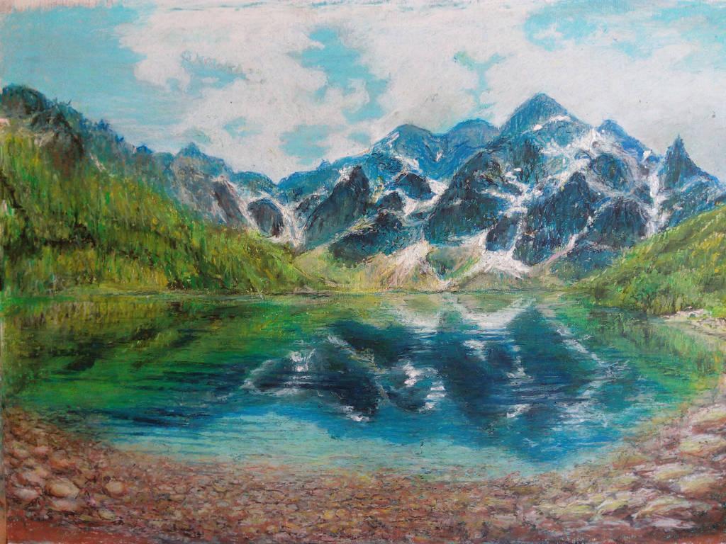Morskie Oko by Grzegorz-Kawka