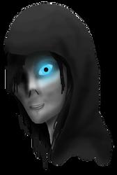Masky-portrait by tamsinrj