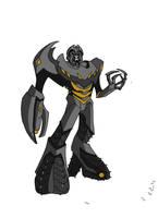 Megatron Resurrected Animated by alorix