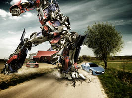 The Transformers by r-fl