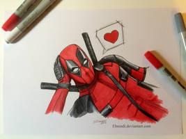 Deadpool by Ehrendi