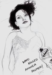Who Killed Amanda Palmer? by HappyRaincloud