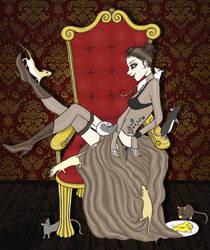 Fancy Rats by HappyRaincloud
