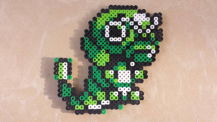 Old School Caterpie - PB Sprite by MaddogsCreations
