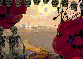 skullspath by BrumaGris