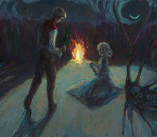 Spera night by BrumaGris