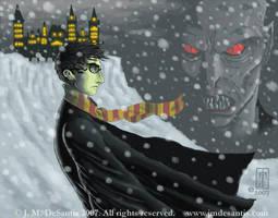 Harry's Troubles by jmdesantis