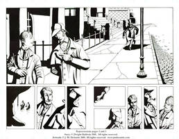 Repercussions pages 2 and 3 by jmdesantis