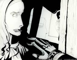 Night of the Living Dead: Re 1 by jmdesantis