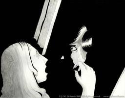 Night of the Living Dead: Re 4 by jmdesantis