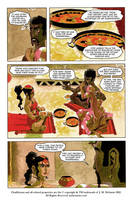 Chadhiyana and the Serpent - page 3 by jmdesantis