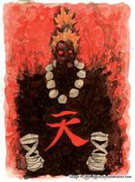 Akuma Shadow by jmdesantis