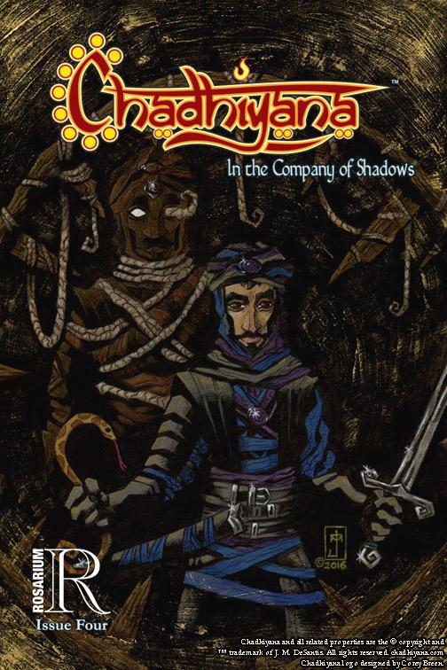 Chadhiyana #4 cover by jmdesantis