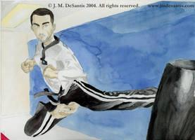 Martial Arts - Taekwondo 1 by jmdesantis
