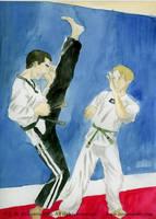 Martial Arts - Taekwondo 2 by jmdesantis