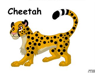 Cheetah by JwalsShop