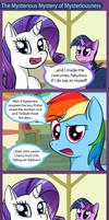 The Mysterious Mystery of Mysteriousness by SubjectNumber2394
