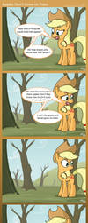 Apples Don't Grow on Trees by SubjectNumber2394