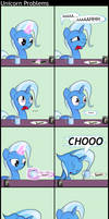 Unicorn Problems by SubjectNumber2394