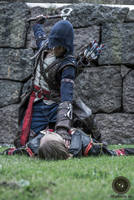 Connor Kenway Cosplay - last words by Pearlite