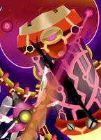 Planet Robobot Star Dream by Essie94
