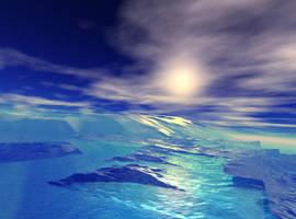 Alaska Scape by ThunderBird