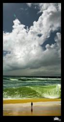 big wave by klefer