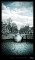 blue amsterdam by klefer